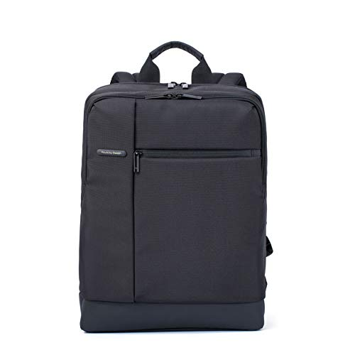 Original Xiaomi 17L Classic Business Style Men Laptop Backpack – Black