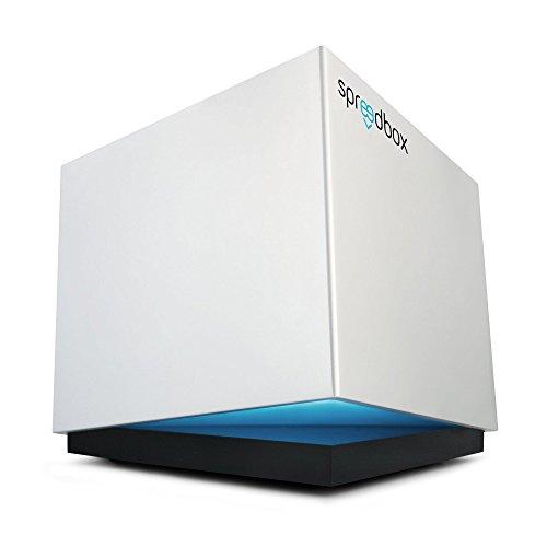 Spreedbox - Secure Cloud Server mit Nextcloud Hub - 512GB SSD