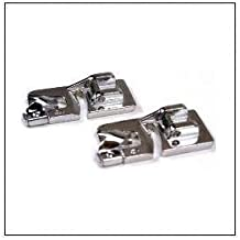 Hemmer Feet Set 4mm and 6mm fits most snap-on machines (200326001) - (200081104)