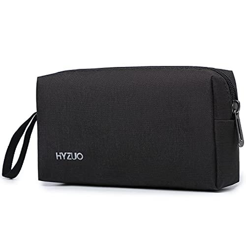 HYZUO Organizador Portátil Bolsa de Accesorios Electrónicos para Computadora Portátil Estuche Almacenamiento...