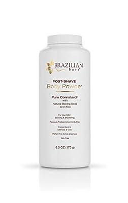 Brazilian Bare Post-shave Body