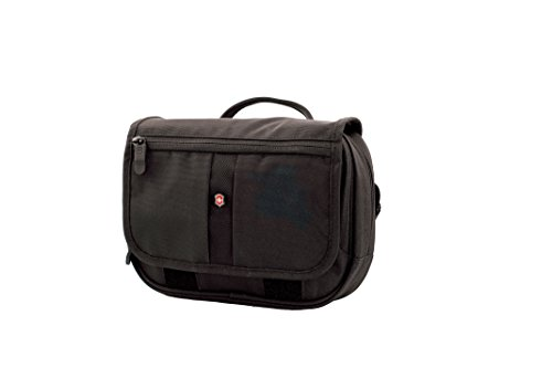 Victorinox Commuter Pack, Black/Red Logo, One Size