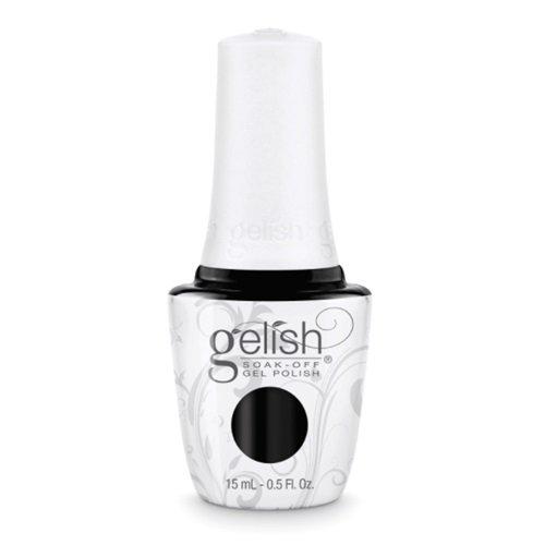 UV/LED Nagellack 15ml ~ HARMONY GELISH ~ Black shadow