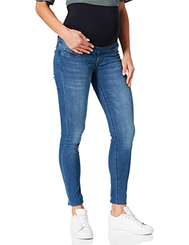 Noppies Damen OTB Jegging Ella Authentic Blue Jeans, Blue-P310, 28