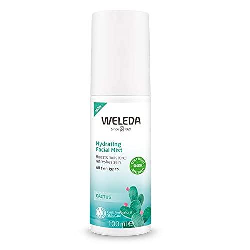 Weleda Prickly Pear Cactus Hydrating Facial Mist 100 ml
