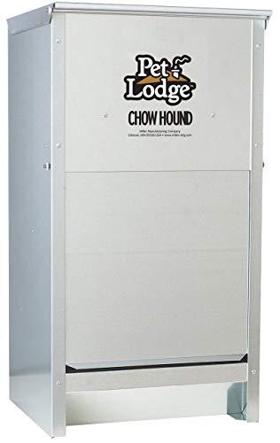 Chow Hound Dog Feeder Capacity: 50 lbs