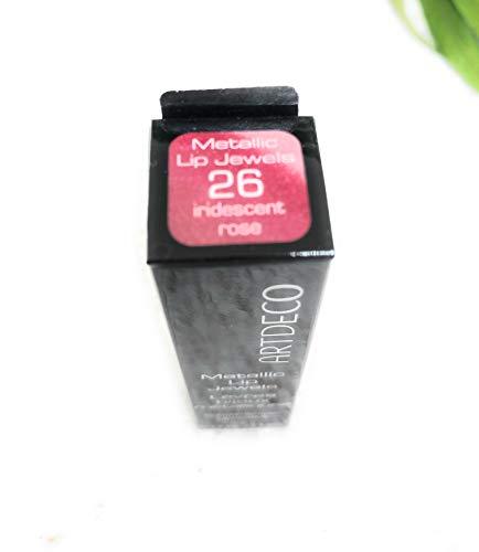 Metallic Lipstick Jewels Nr. 26 Iridescent Rose 3,5 g