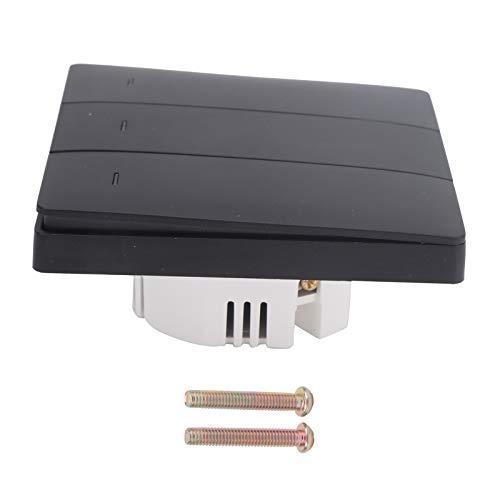 Interruptor inteligente, interruptor inalámbrico Controlador de interruptor Interruptor inteligente inalámbrico para escena inteligente para hogar inteligente para control remoto para una