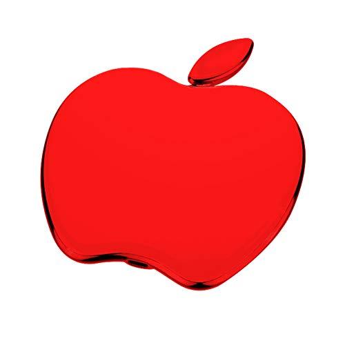 Huongoo Caricatore Wireless, 10W Qi Caricabatterie a induzione Wireless per iPhone 11/11 Pro/11 PRO Max/iPhone XS/XS Max/XR/X /8/8 Plus, Galaxy S10 / S10 + /S10E / S9 / S8 - No Adattatore (Rosso)