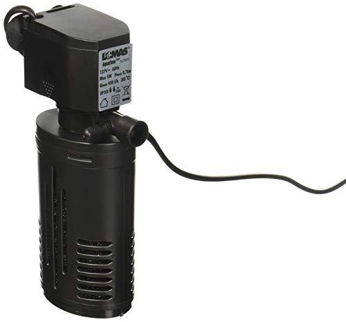Lomas Cabeza de Poder/Filtro Rápido Aqua-Flow 10