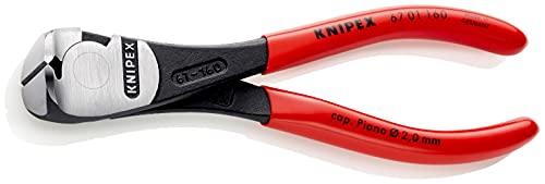 KNIPEX Alicates de corte frontal de fuerza (160 mm) 67 01 160