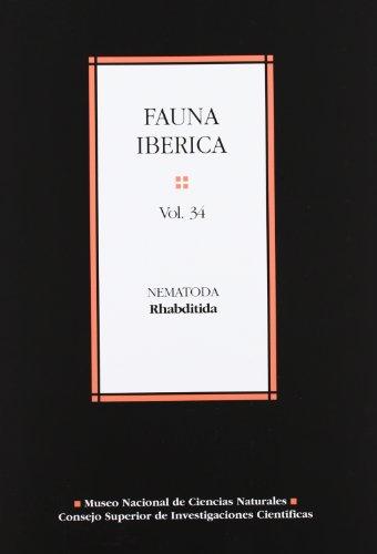 Nematoda rhabditida (Fauna ibérica)