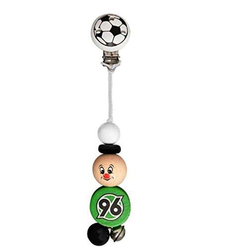 Babyspeelgoed met clip logo Hannover 96, H96, speelgoed
