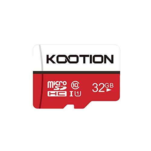 KOOTION microSDカード 32GB 二年間保証 Nintendo Switch 動作確認済 Class10 UHS-I メモリカード SDHC マイクロSDカード 超高速転送 スマートフォン ドライブレコーダー デジカメ ターブレッド PC 対応