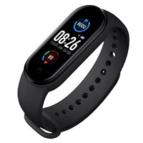 M5 pulsera inteligente pantalla a color reloj deportivo IP67 impermeable y a prueba de polvo múltiples modos deporte inalámbrico cámara de control remoto