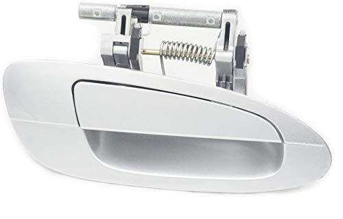 05 altima door handle silver - 1