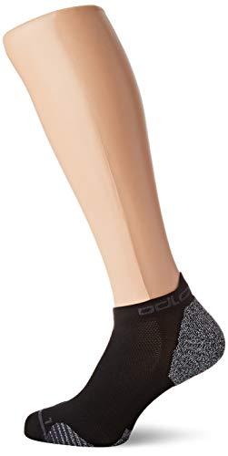 Odlo Ceramicool Chaussettes Noir FR : L (Taille Fabricant : 42-44)