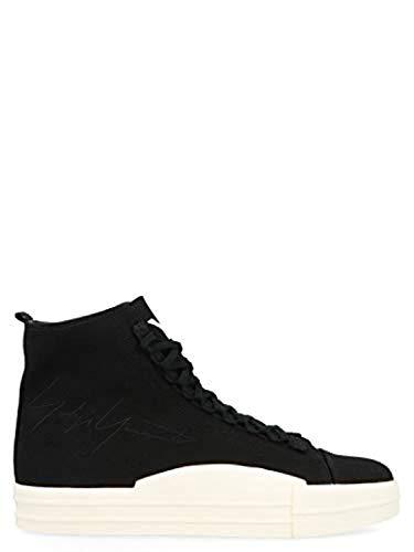 adidas Hombre Y-3 Yuben Mid Zapatillas Negro, 38