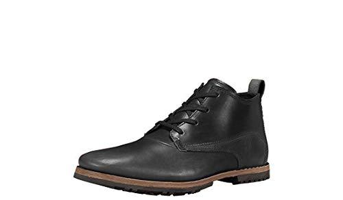 Timberland Mens Bardstown Plain Toe Chukka Nine Iron Stampede Full Grain Boot - 12 M