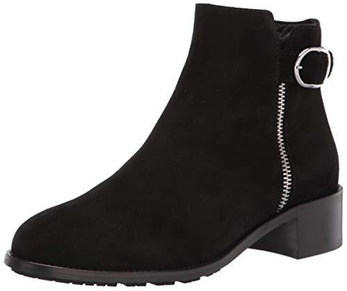 Aquatalia womens Bootie Ankle Boot, Black, 5 US