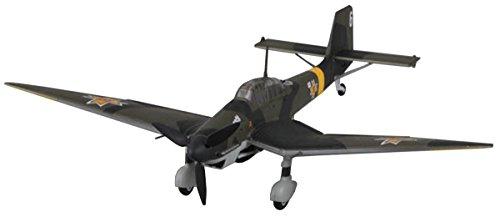 Easy Model - 36389 - Junkers Ju87D-3 Stuka - Romanian 1943 - Modèle pré-construit - Divers
