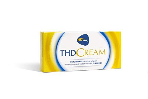 THD CREAM, Coadiuvante per Emorroidi e Sintomi,...