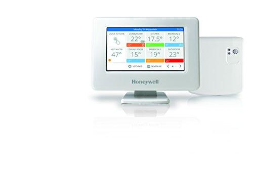 Honeywell Home Evohome Wi-Fi Termostato Intelligente Multizona Senza...