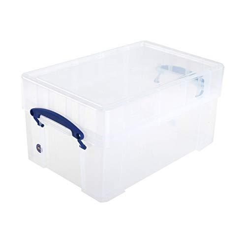 Really Useful Box 3 x 9 Liter XL - 395 x 255 x 205 mm - transparant