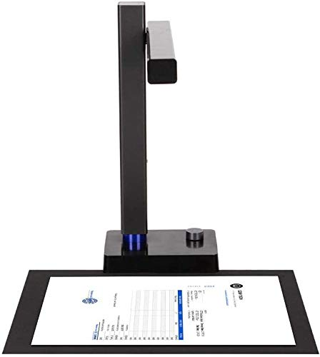 CZUR Shine800 Pro Document Camera for Online Teaching & Conference,A4 Document Scanner with OCR Function for MacOS and Windows