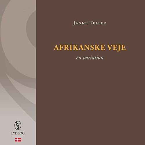 Afrikanske veje - en variation audiobook cover art