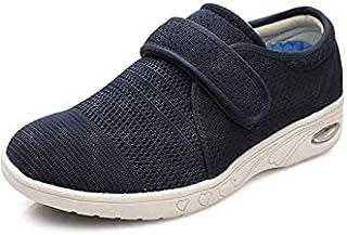 Sponsored Ad - Yibobay Diabetic Shoes for Women Width X-Wide Velcro Shoe for Elderly Women Wide Shoes for Women Walking Sh...