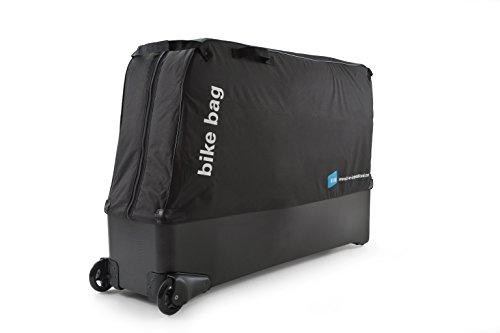 B&W International Bike Bag - Maleta Porta Bicicletas, Color Negro