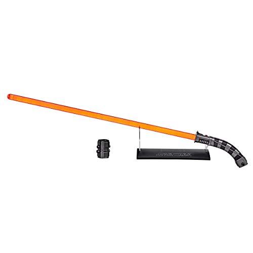 Star Wars The Black Series Asajj Ventress Force FX Lichtschwert mit LEDs und Sou...