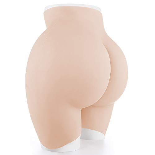 Vollence Full Silicone Panty Buttock Hip Body Shaper Enhancer Padded Push Up Panty