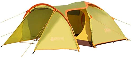 LAZ Tent Family 3-4 People Outdoor Tent Rainproof Outdoor Tent Camping Picnic Tent Family Tent