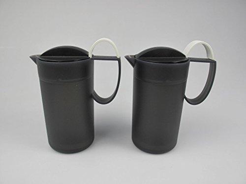TUPPERWARE Exclusiv Crema Momenti 500 ml Schwarz (2) Milchschaum Milchschäumer