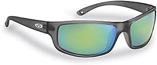 Flying Fisherman Slack Tide Polarized Sunglasses with AcuTint UV Blocker for Fishing and Outdoor Sports