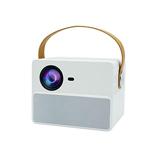 TV Vídeo Y Home Cinema Proyectores Proyector Cine En Casa De Nativo Mini Proyector Portátil Proyector LCD 1080P Full HD