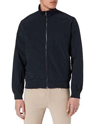 edc by Esprit 031CC2G301 Jacket, 001/Noir, S Homme