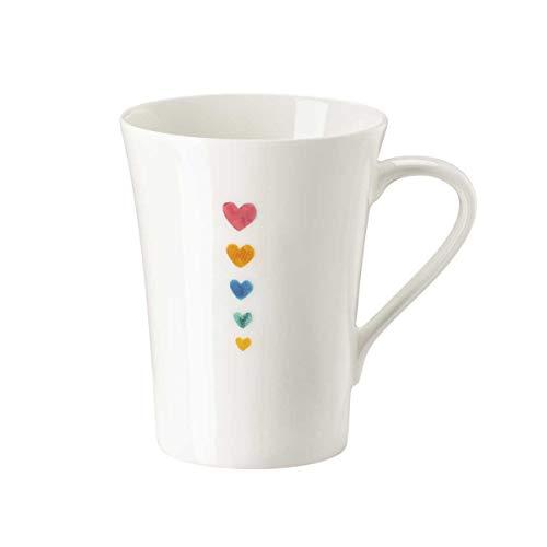 Hutschenreuther Becher mit Henkel My Mug Collection Love - Small Hearts