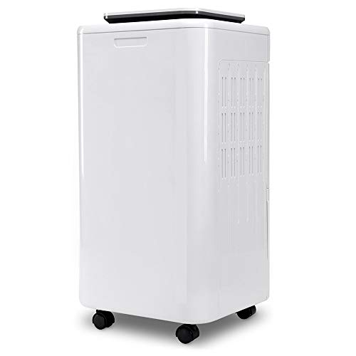 Eurgeen Touch Screen Dehumidifier 4 Gallons (30 Pints) Working Capacity/Every Day, 2nd Generation, with 2L Water Tank, Perfect for Home, Bedroom, Office, Living Room, Bathroom Up to 150-400 Sq Ft