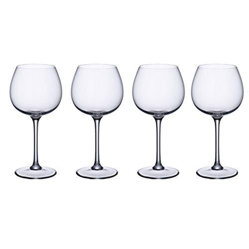 Juego de Copas de Vino Tinto de 4 Piezas Purismo Villeroy und Boch - Copa de Vino