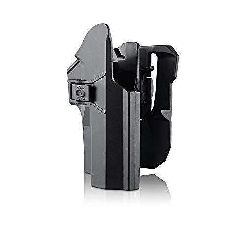efluky Sig Sauer Paddelholster Pistole Fit Sig Sauer P226 P227 P228 P229, Paddle 360° Einstellbar