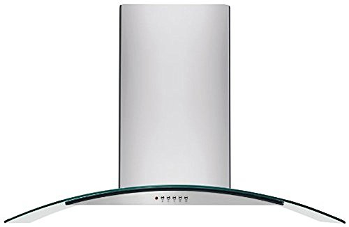 """Frigidaire FHWC3060LS30"""" Stainless Steel Chimney Style Wall Mount Range Hood"""