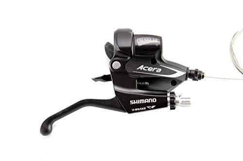 Shimano ST-M360 ACERA Brems Schalthebel Shifter 8fach Rechts Rapid Fire Schwarz