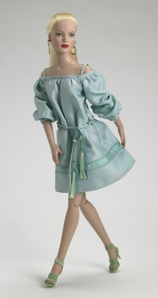 Tonner Dolls Perfume Trials Tyler Wentworth Outfit