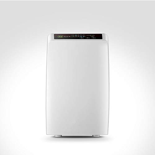 Best Buy! TJSCY Remote Control Air Purifier, Nano Silver Sterilization Filter, Used for Household Re...
