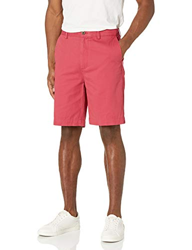 Amazon Essentials Men's Classic-Fit 9' Short Washed Red36