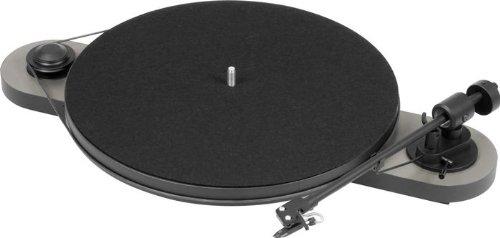 Pro-Ject Tocadiscos Hi-Fi Elemental noir-gris