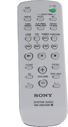 Sony Remote Commander (RM-AMU006), A1551380A